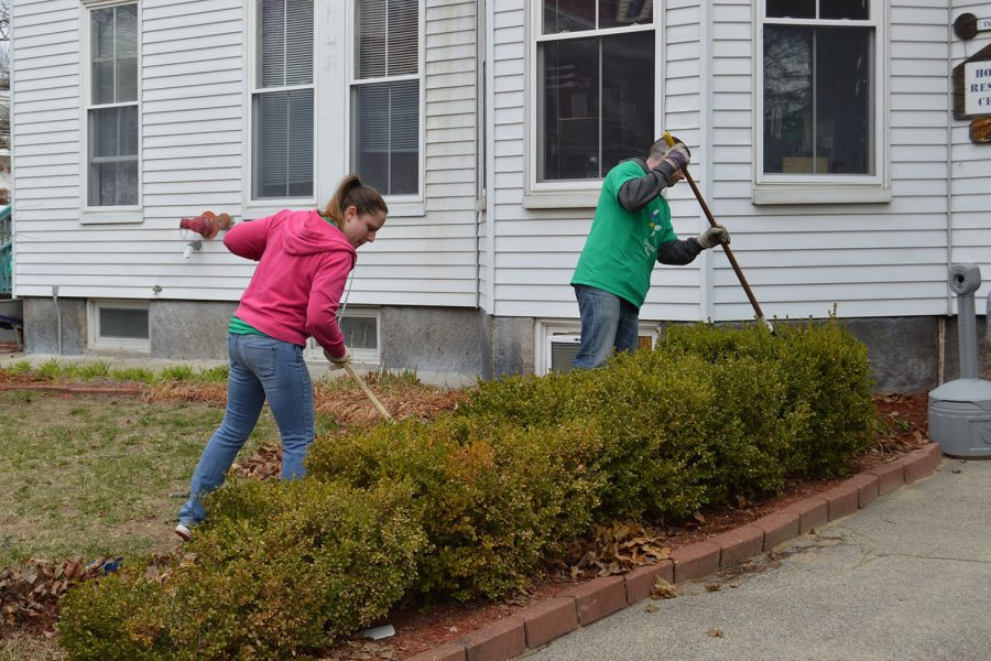 Comcast Clean Up Day