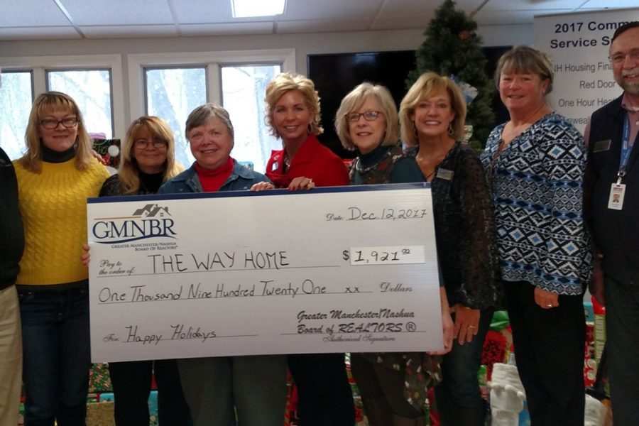 Supporting The Way Home – a non-profit housing program of Manchester, NH
