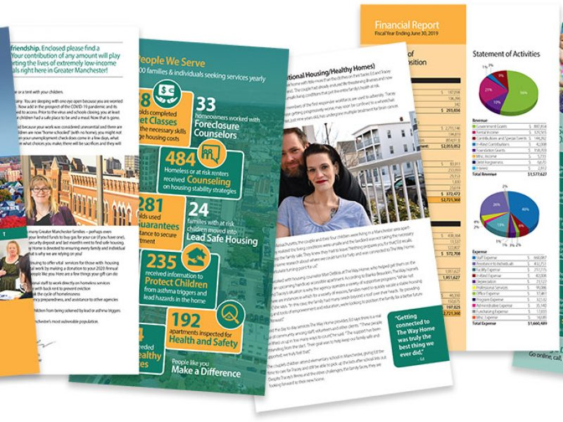 Serving those in need: The Way Home announces release of Annual Report
